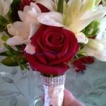 Freesia/Roses